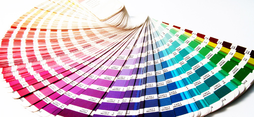 Pantone: código de color